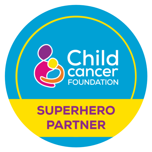 Child Cancer Site Badge