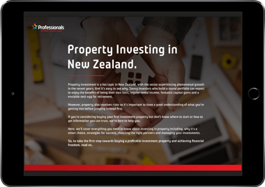 Property Investing in New Zealand PDF