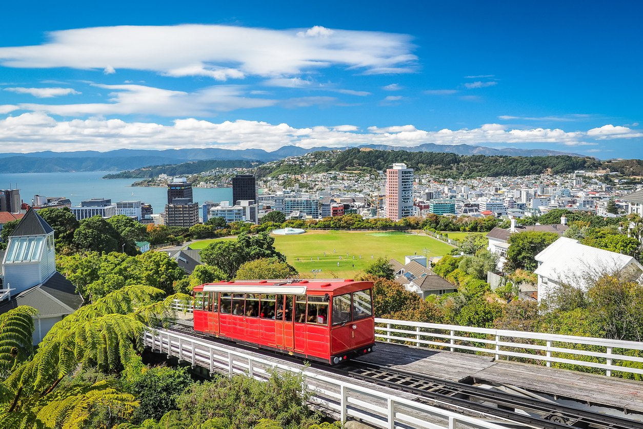 Wellington-City