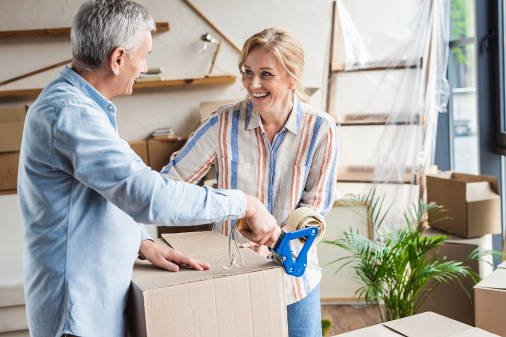 The many benefits of downsizing your home