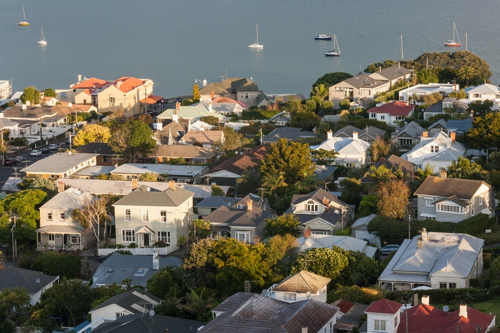 New Zealanders are back into the housing market
