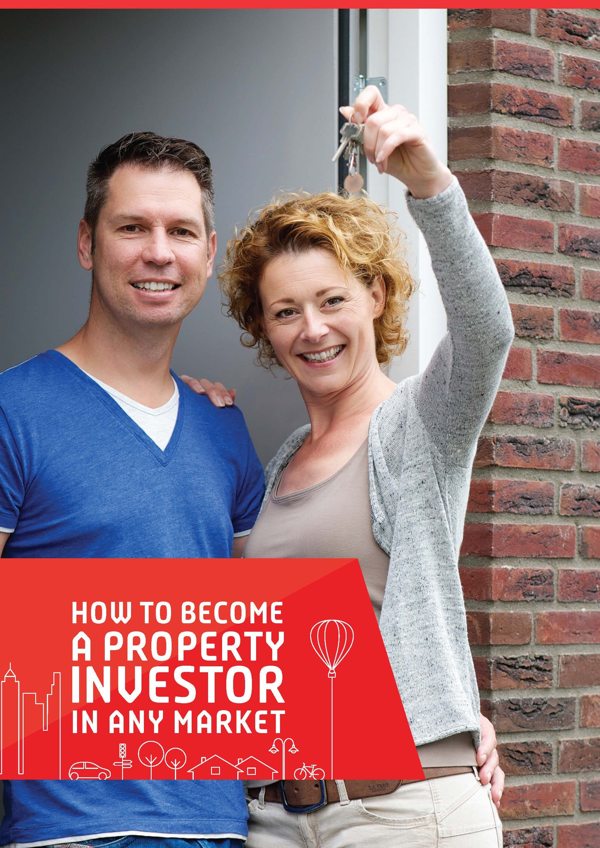 How to become a property investor in any market